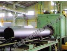 钢管通过式抛丸机
